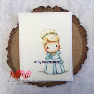 Ella Swissie Clear Stamp Set