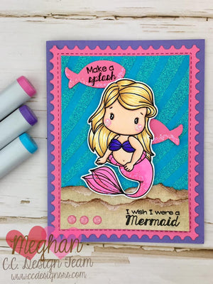 Ari Clear Stamp Set