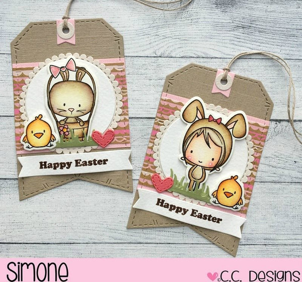 *New Easter Cuties Stamp Set