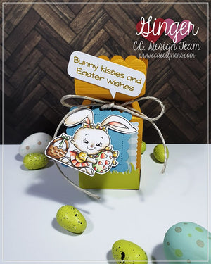 Tiny Easter Clear Stamp Set