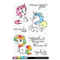 Unicorns Clear Stamps