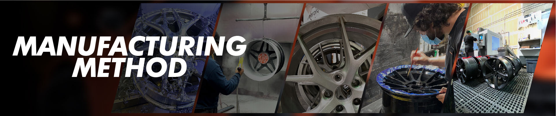 MRR Wheels Manufacturing