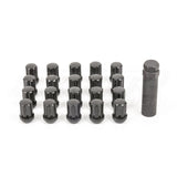 Spline Lug Nuts - Gloss Black