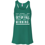 Fall Down... Get Up! Women's Tank