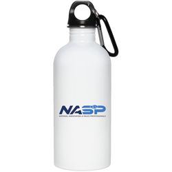 NASP Stainless Steel Water Bottle - 20 oz.