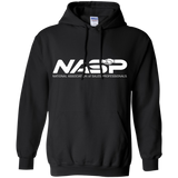 NASP Unisex Pullover Hoodie