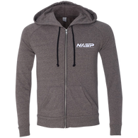 NASP Men's French Terry Full Zip