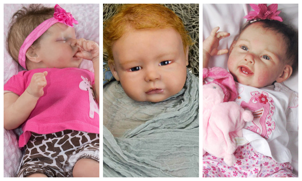 813920262e191 How to Care for a Reborn Doll - Care Tips - Paradise Galleries