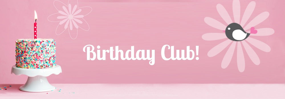 Birthday Club Winners
