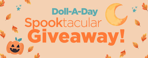 SPOOKtacular Doll-a-Day Giveaway!
