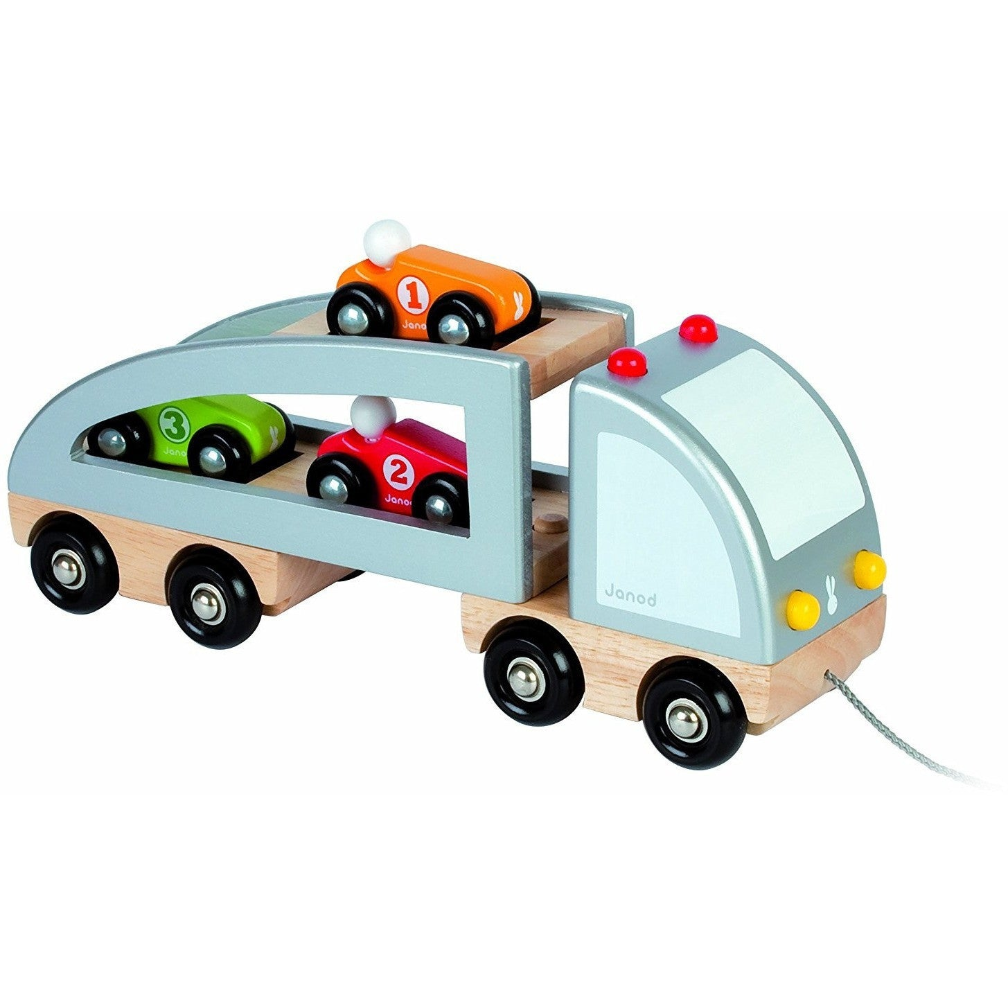 Trailer truck with cars - French Carousel