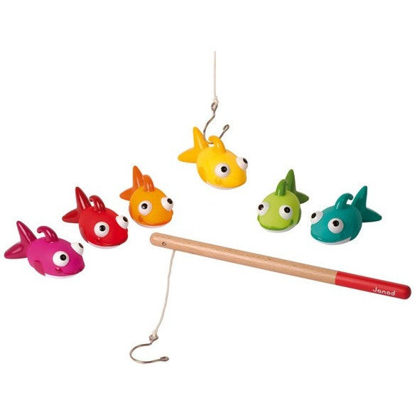 Fishing Game - French Carousel