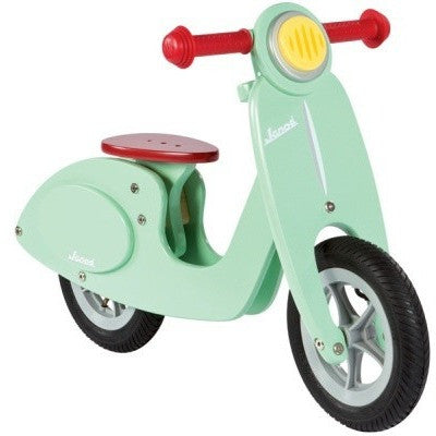 Retro Vespa Balance Bike - French Carousel