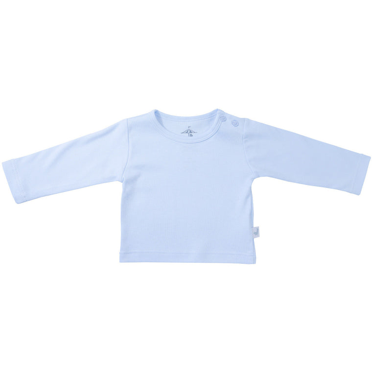 Make it your own!  Baby Blue Long sleeves t-shirts - French Carousel