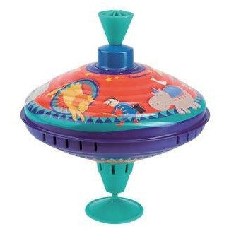 Spinning Top Circus - French Carousel