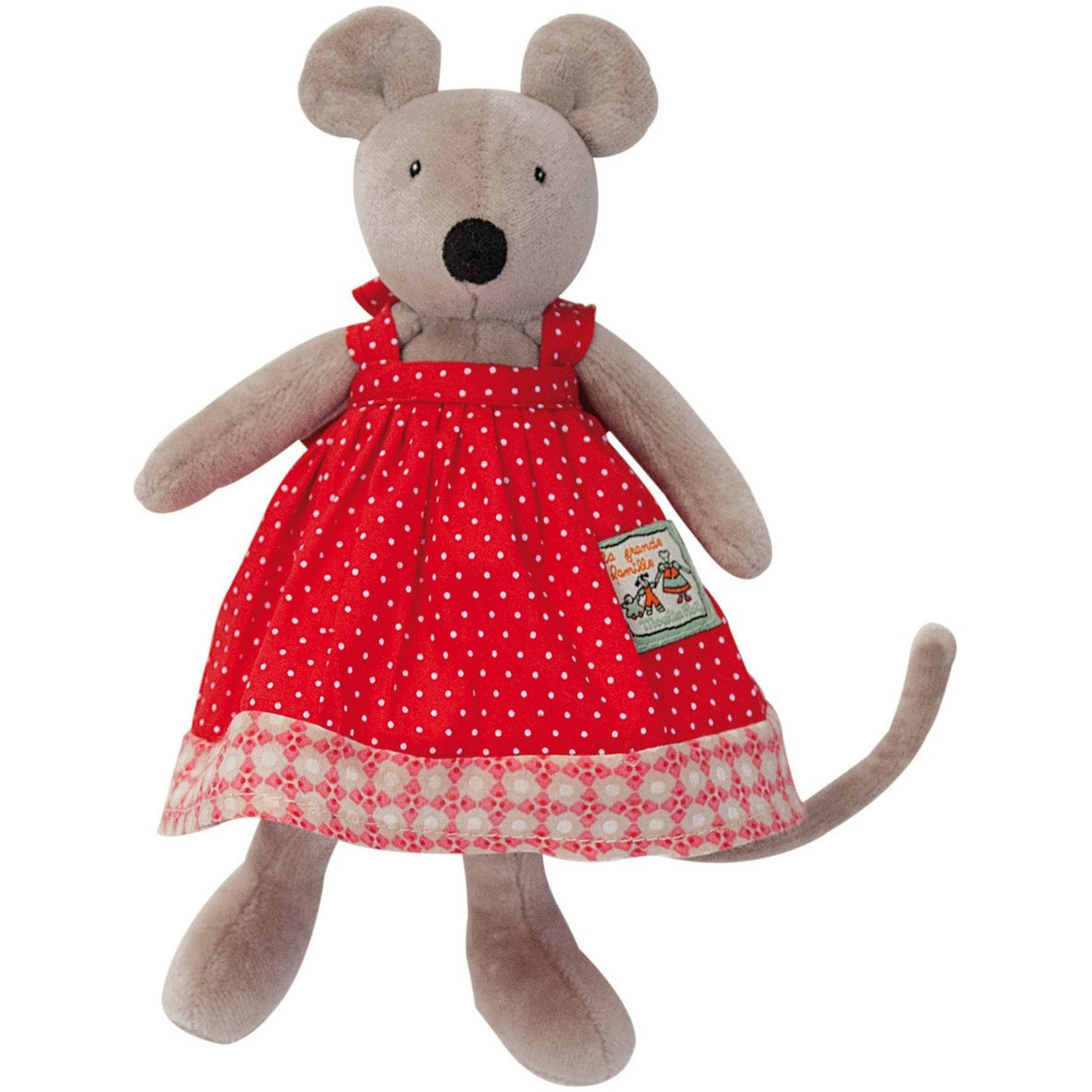 Nini the French Mouse - French Carousel