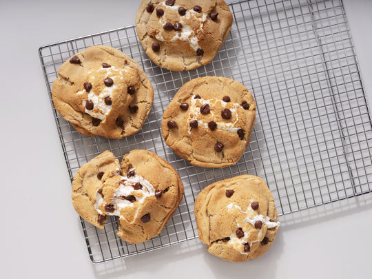 Snickerdoodle s'mores Cookie kit