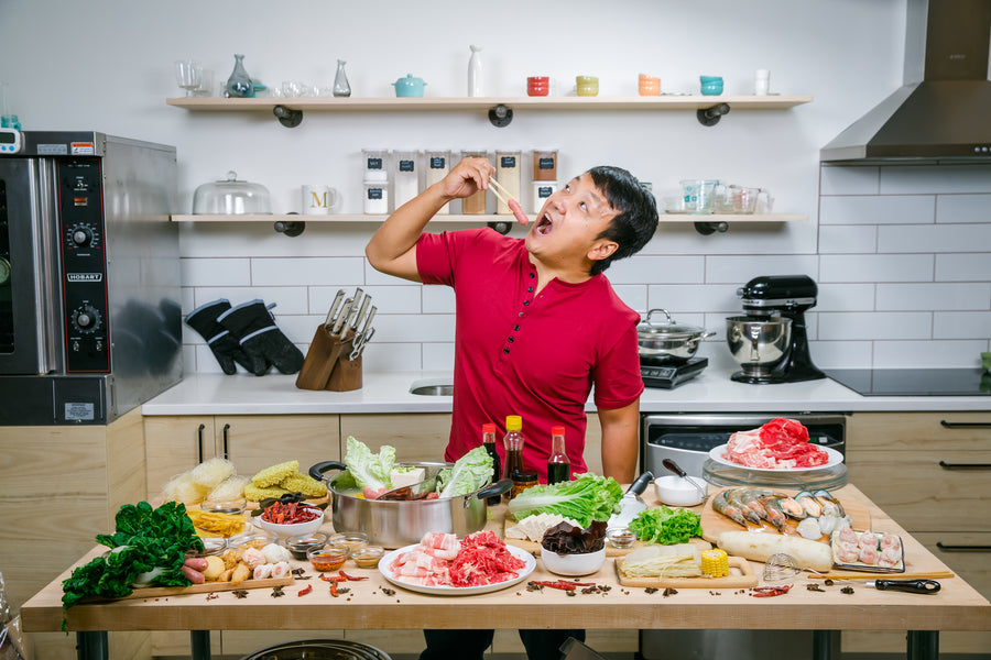 Kitsby x Mike Chen: Hotpot Tools