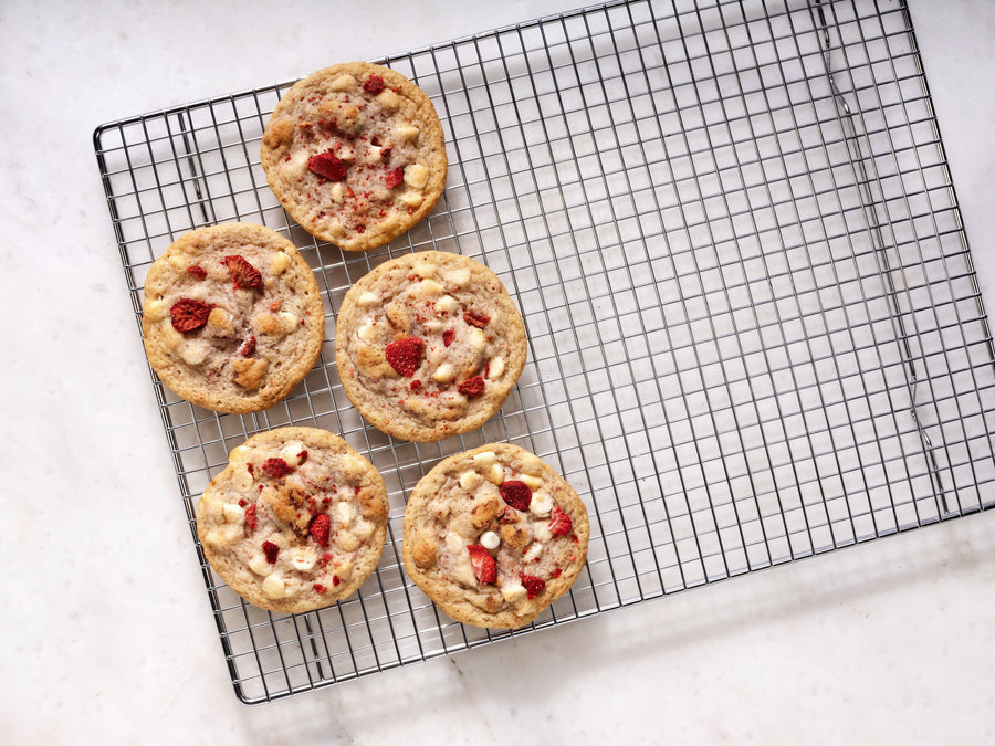 strawberry patch cookie mix