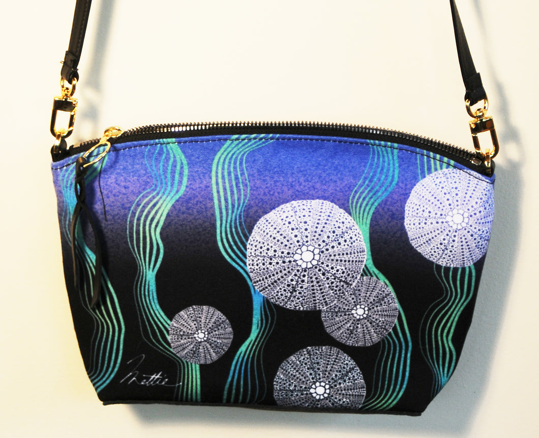 Sea Urchins cross-body bag