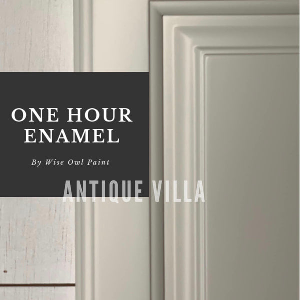 Antique Villa One Hour Enamel