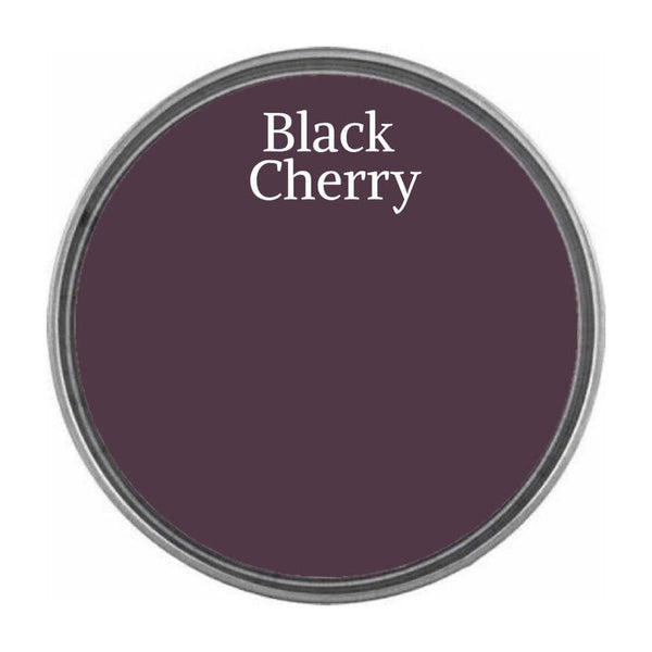 Black Cherry One Hour Enamel