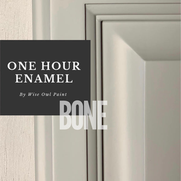Bone One Hour Enamel