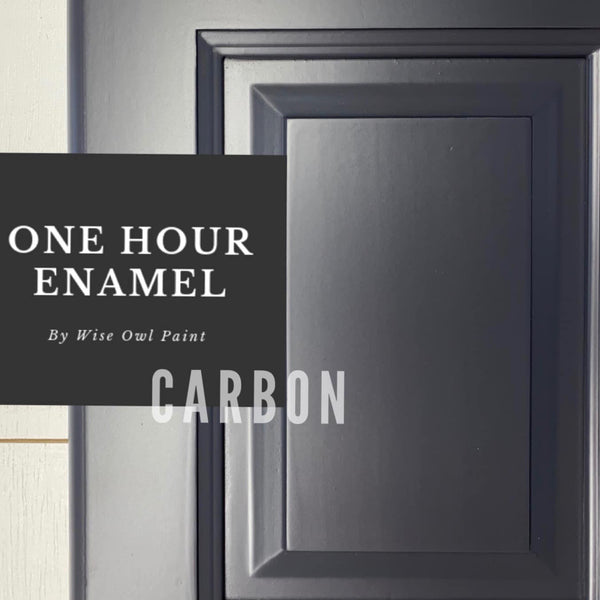 Carbon One Hour Enamel