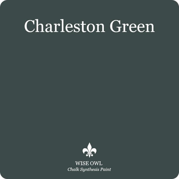 Charleston Green Chalk Synthesis Paint