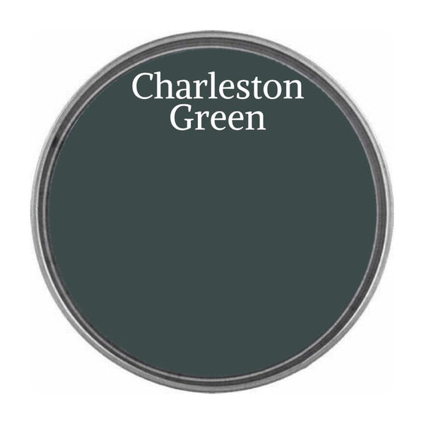 Charleston Green One Hour Enamel