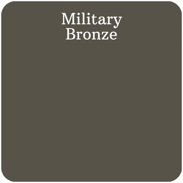 Military Bronze Chalk Synthesis Paint