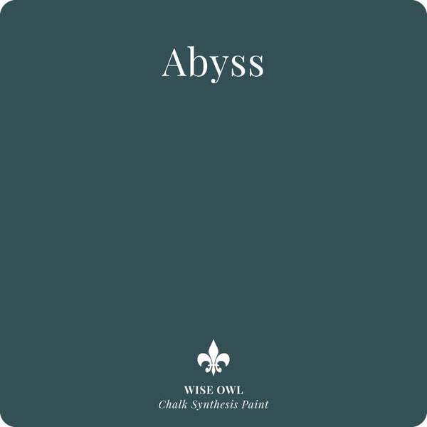 Abyss Chalk Synthesis Paint