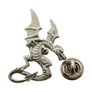 Pewter Lapel Pins ~ Hand Crafted Art