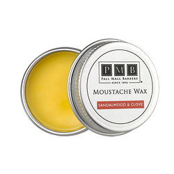 PMB -Moustache Wax Sandalwood & Clove