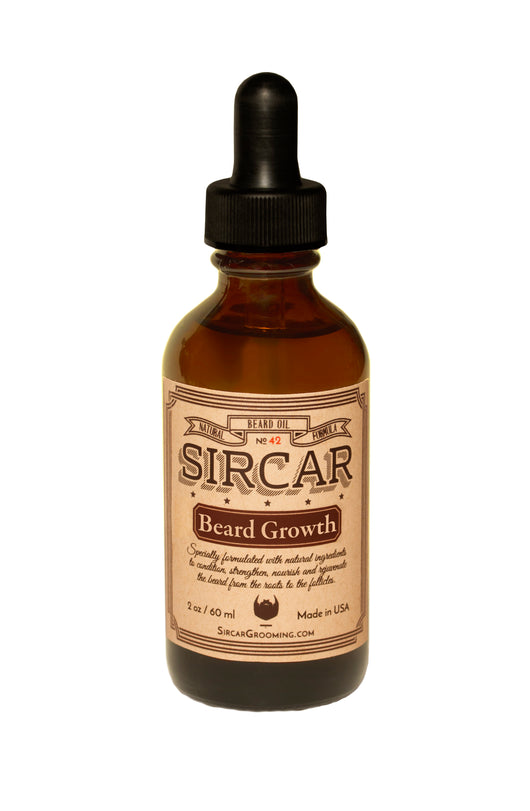 Sircar Beard Growth Oil