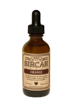 Sircar Beard Oil - Orange Scent