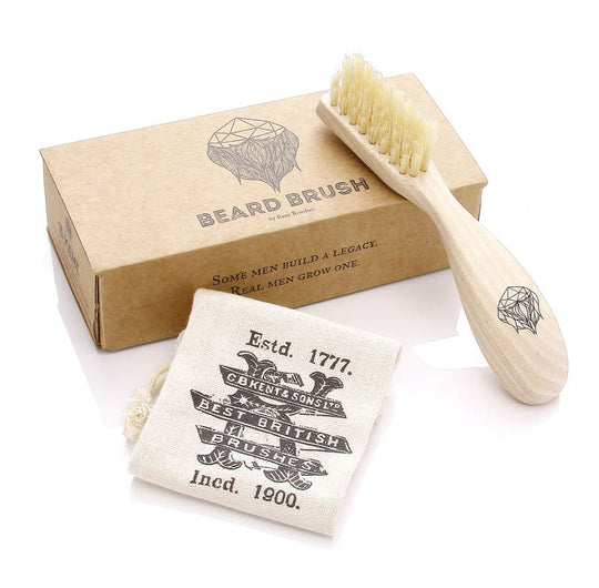 KENT - Beard Brush Premium Quality