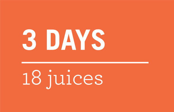 Babo 3-Day Juice Cleanse