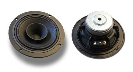 omega RS7 driver showing front and rear