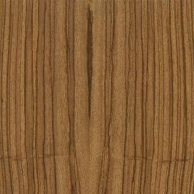 Real Zebrawood Finish