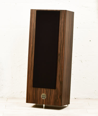 Omega Speakers Super 3 XRS EKO Ebony with grill