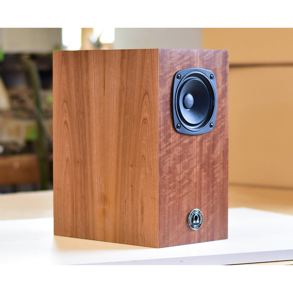 Super 3i Monitors in Makore Cherry Finish