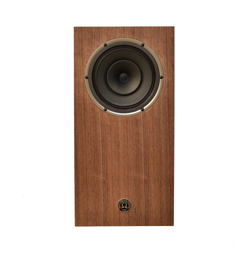CustomShop Super 8 Monitors finished in Quartered Walnut