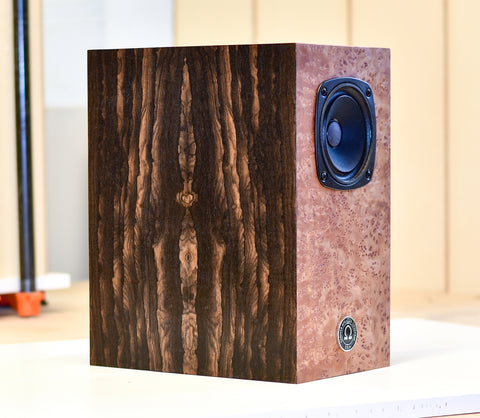 Super 3i Redwood Burl-Ziricote