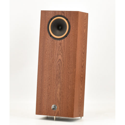 Diatone Mini XRS Towers Flat Cut Sapele