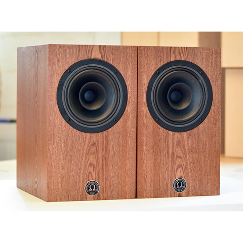 Super 7 MK2 Monitor in Sapele