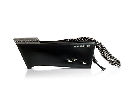 "Murmansk ""Murmansk"" Ship-shaped shoulder bag"