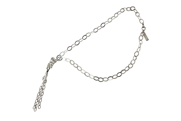 Breaker Necklace - Silver