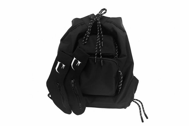 SC3 Double Sock Nylon Backpack