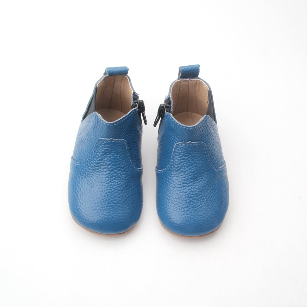 Blue Whoa Nally Boot Soft Sole